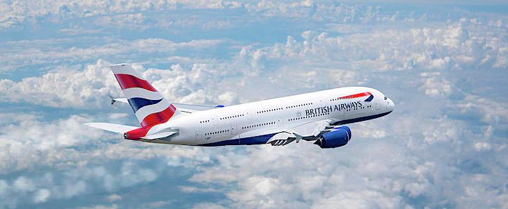 BA's A380